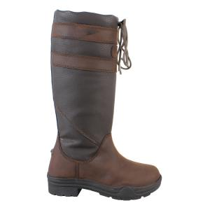 Brogini Kids Longridge Country Boots Brown
