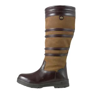 Brogini Ladies Dorchester Boots Brown