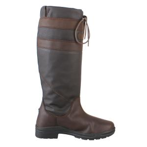Brogini Ladies Longridge Country Boots Brown