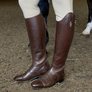 Brogini Ladies Ostuni V2 Riding Boots Brown