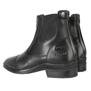 Brogini Ladies Trieste Laced Paddock Boots Black