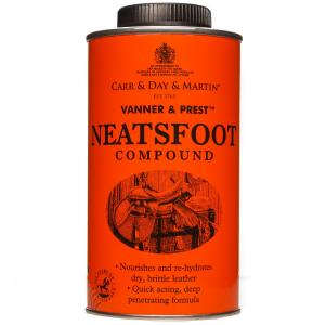 Carr & Day & Martin® Vanner & Prest™ Neatsfoot Oil Compound