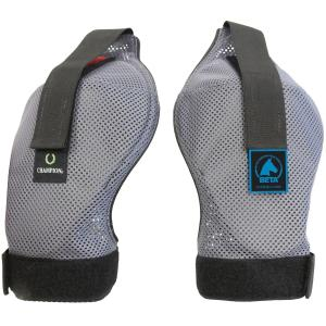 Champion Junior Ti22 Guardian Shoulder Protectors Gun Metal