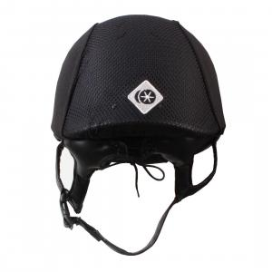 Charles Owen Adult Pro II Plus Skull Hat Black