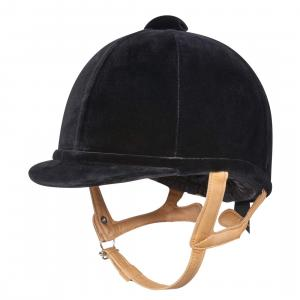 Charles Owen Junior Fian Riding Hat Black