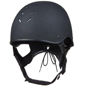 Charles Owen Junior JS1 Pro Skull Helmet Black