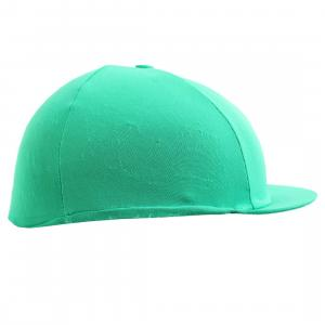 Charles Owen Traditional Non Vented Hat Silk Emerald