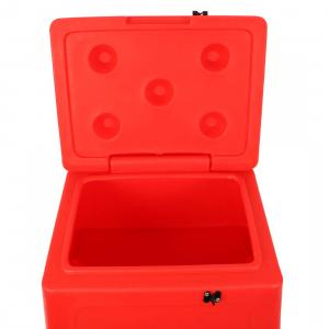 Classic Showjumps Mini Tack Box Red
