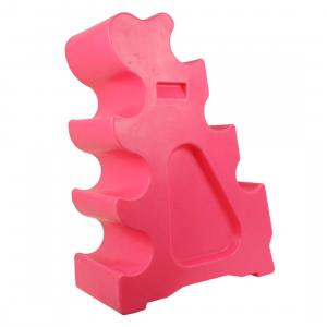 Classic Showjumps Sloping Jump Block Pink