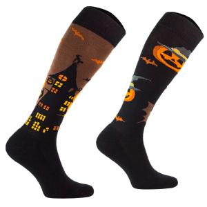 Comodo Ladies Novelty Socks Halloween