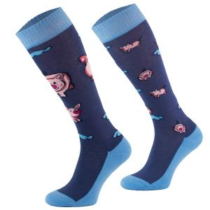Comodo Kids Novelty Socks Little Pigs