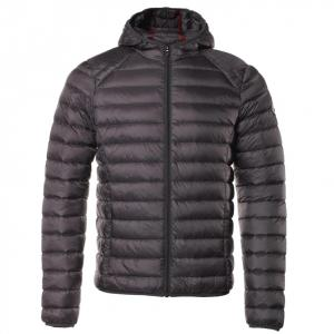 Jott Mens Nico Hooded Jacket Anthracite