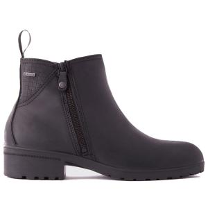 Dubarry Ladies Carlow Leather Boots Black