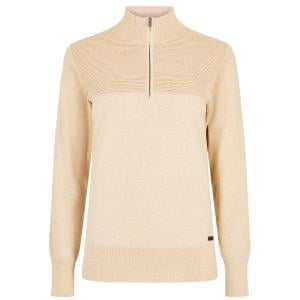 Dubarry Ladies Carroll Knitted Sweater Oyster