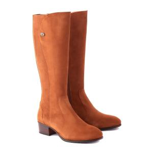 Dubarry Womens Downpatrick Knee High Boots Camel