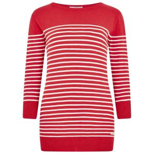 Dubarry Ladies Dunraven Top Poppy