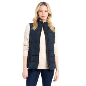 Dubarry Ladies Spiddal Gilet Navy Multi