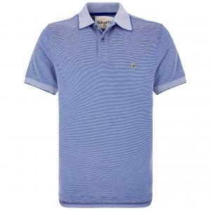 Dubarry Mens Claremorris Polo Shirt Royal Blue