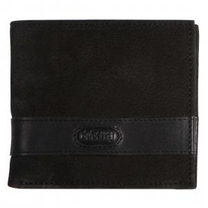 Dubarry Mens Grafton Full Leather Wallet Black