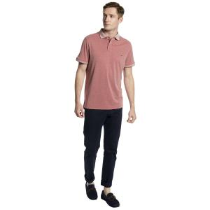Dubarry Mens Kylemore Polo Shirt Ruby Red