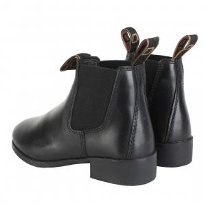 Dublin Childs Foundation Jodhpur Riding Boots Black