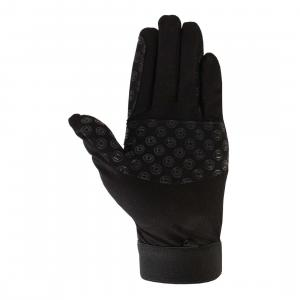 Dublin Cross Country Riding Gloves Black/Black