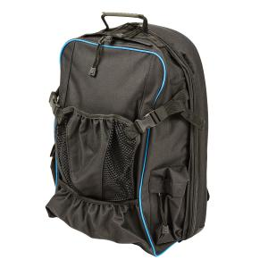 Dublin Imperial Back Pack Black/Blue