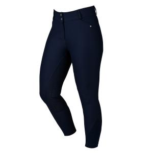 Dublin Ladies Ascent Pro Form Gel Full Seat High Rise Breeches Navy