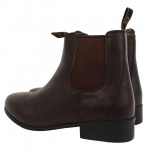 Dublin Ladies Foundation Jodhpur Riding Boots Brown