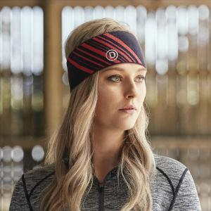 Dublin Ladies Jessie Headband True Navy/Poppy