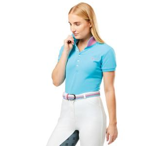 Dublin Ladies Lilly Polo Bachelor Blue