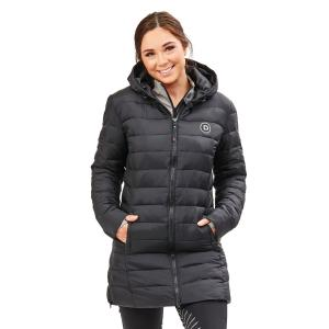 Dublin Ladies Nica Puffer Jacket Black