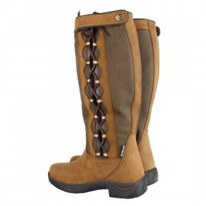 Dublin Ladies Pinnacle Boots II Dark Brown