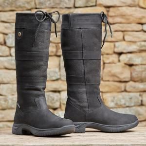 Dublin Ladies River Boots III Black