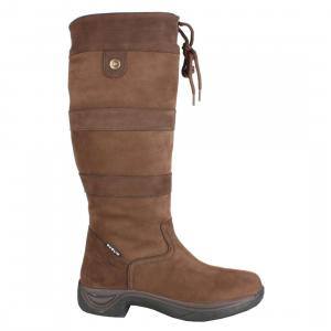 Dublin Ladies River Boots III Chocolate