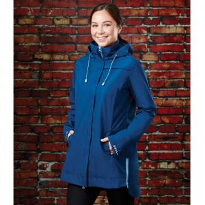 Dublin Ladies Taurus Waterproof Jacket Navy