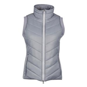 Dublin Ladies Vela Gilet Grey