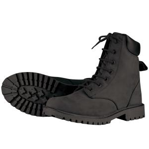 Dublin Ladies Venturer Lace Boots Black