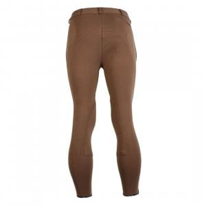 Equetech Mens Casual Breeches Brown
