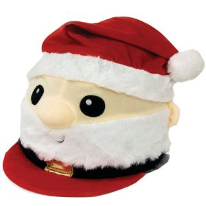 Equetech Novelty Hat Silk Father Christmas