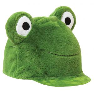Equetech Novelty Hat Silk Frog