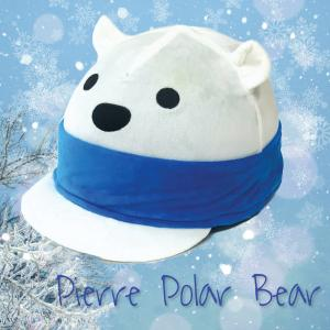 Equetech Novelty Hat Silk Polar Bear