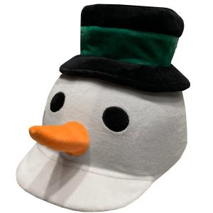 Equetech Novelty Hat Silk Snowman