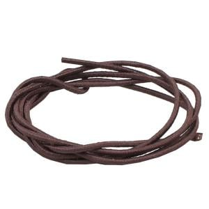 Equetech Number Elastic Brown