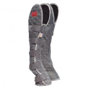 Equilibrium Therapy Hind & Hock Magnetic Chaps Grey
