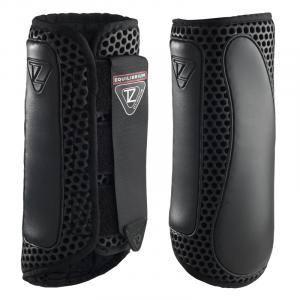 Equilibrium Tri-Zone Impact Sports Boots Hind Black
