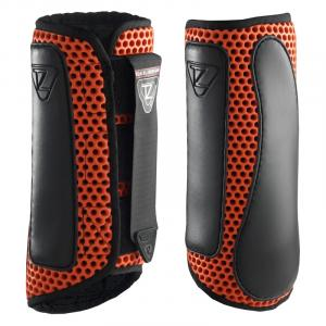 Equilibrium Tri-Zone Impact Sports Boots Hind Red
