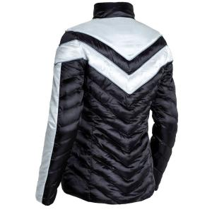 Equisafety Unisex Carl Hester Vincenzo Jacket Black/White