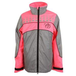 Equisafety Charlotte Dujardin Childs Mercury Jacket Pink