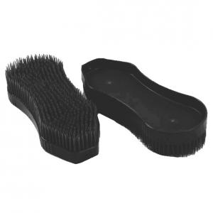 EZI-GROOM Detangler Brush Black
